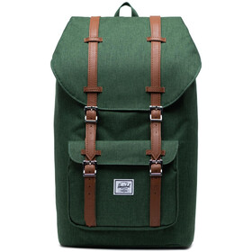 Herschel Little America Backpack greener pastures crosshatch